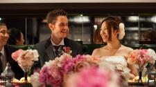 2次会,結婚式,赤坂